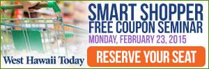 Smart Shopper tile ad